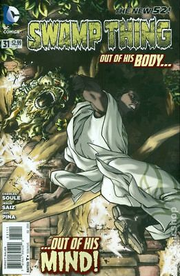 Swamp Thing (5th Series) #31 2014 NM