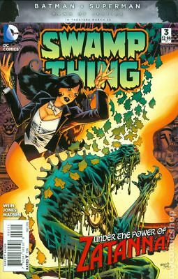 Swamp Thing #3 2016 VF Stock Image