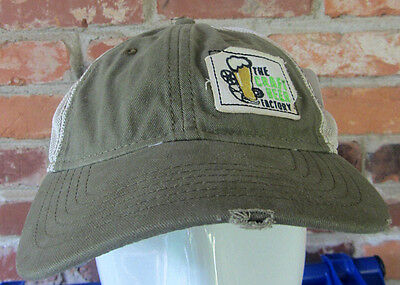 The Craft Beer Factory Ouray Sportswear Snapback Hat..NEW........e