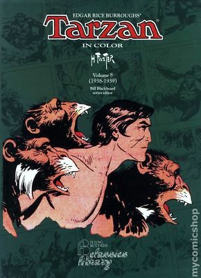 Tarzan in Color HC (NBM) #8-1ST 1994 VF