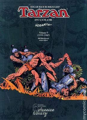 Tarzan in Color HC (NBM) #9-1ST 1994 VF