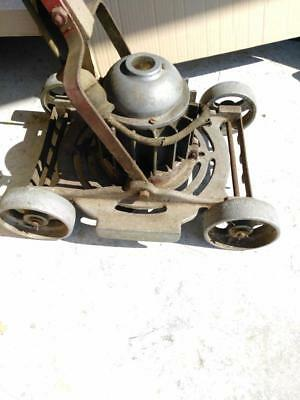 Vintage First Electric Lawn Mower Pioneer Louisville Electric Manufacturing