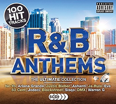 Various-Ultimate R&B Anthems  (UK IMPORT)  CD NEW