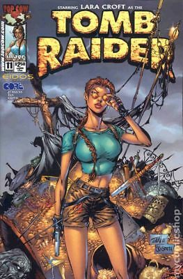 Tomb Raider #11A 2001 FN Stock Image