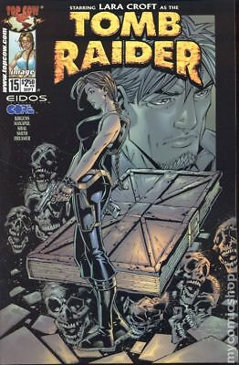 Tomb Raider #15A 2001 FN Stock Image
