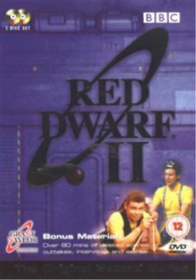 Chris Barrie, Craig Charles-Red Dwarf: Series 2  (UK IMPORT)  DVD NEW