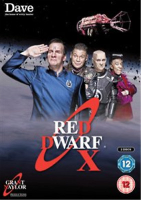 Chris Barrie, Craig Charles-Red Dwarf: X  (UK IMPORT)  DVD NEW