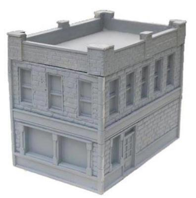 Old Glory Chicago Gangster 25mm White Horse Building, The Pack MINT