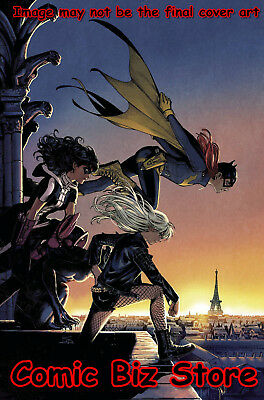 Batgirl And The Birds Of Prey #18 (2018) 1St Print Variant Cover Dc Uni Rebirth