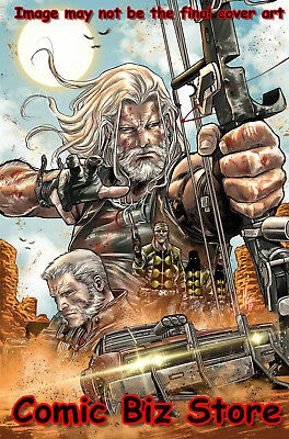 Old Man Hawkeye #1 (Of12) (2018) 1St Printing Marvel Legacy Tie In