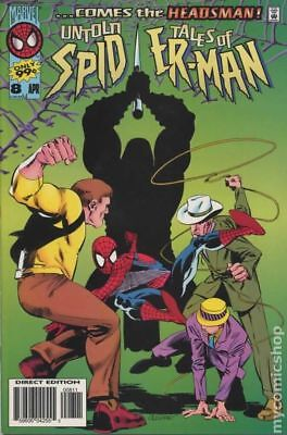 Untold Tales of Spider-Man #8 1996 VF Stock Image