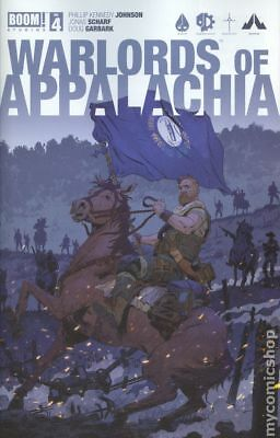 Warlords of Appalachia #4 2017 NM