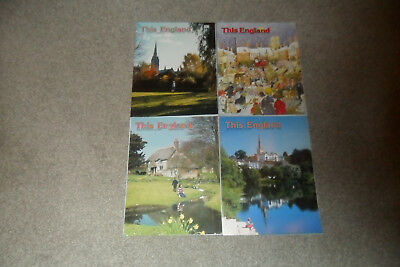 All 4 THIS ENGLAND Magazines From 1996