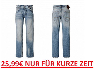 Mustang Michigan Hose Herren Jeans 110-30003167 1722 Strong Bleach Markenjeans