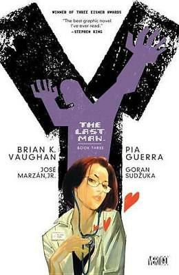 Y The Last Man TP Book Four by Vaughan, Brian K.   Paperback Book   978140126168