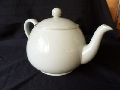 Spode. Flemish Green. Teapot. Tea Pot. Made In England.