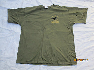 T-Shirt: Humberside & South Yorkshire, ACF, Colts CANTER Team 2011, Size X Large