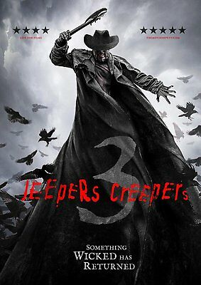 Jeepers Creepers 3 DVD UK R2