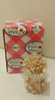 Mary's Moo Moos by Enesco HARVEST MOON CORN STALK Figurine 1995 - NIB 142891