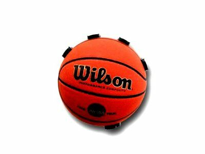 It Grabs for Basketball Sports Ball Holder (Black) Hand Claw