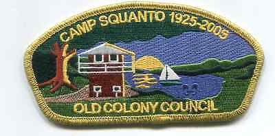 Csp From Old Colony  Council - Sa-39 -Camp Squanto -2005