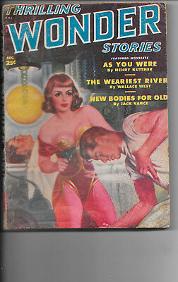 Thrilling Wonder Stories Vol.36 #3 Battling Bolto L. Ron Hubbard