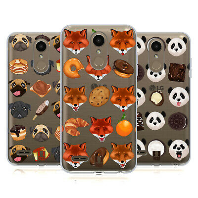 Head Case Designs Sweet Animals Soft Gel Case For Lg Phones 1