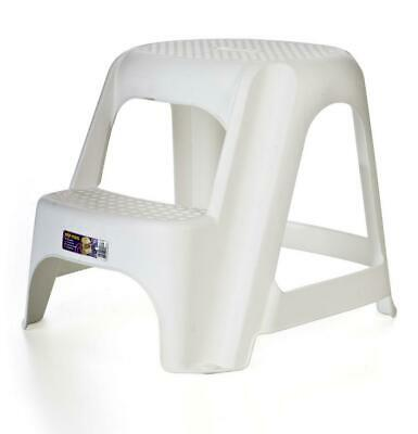 Veebee Step Up Stool For Potty Training (White) Free Shipping!