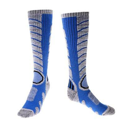 Men Sweat Absorb Thermal Sport Long Socks Snowboard Skiing Climbing Hiking