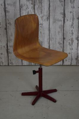 Vintage Industrial Office Desk Cafe Bar Kitchen Dining Chairs (30 AVAILABLE)