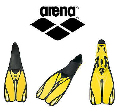 Arena Sea Discovery Snorkeling Flippers Swimming Fins Snorkel Fins 36-47 NEW