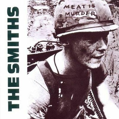 THE SMITHS Meat Is Murder CD BRAND NEW Remastered By Johnny Marr