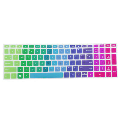 Ultra Thin Laptop Soft Silicone Keyboard Skin Cover for HP 15.6 inch BF