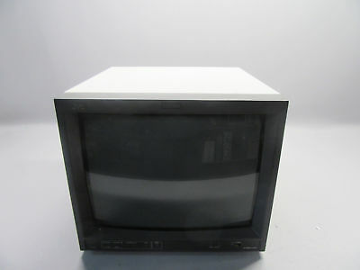 "JVC TM-H1700G 17"" Color Video Display Monitor *Tested Working*"