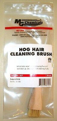 Hog Hair Cleaning Brush (Solder flux removal) (MG Chemicals 857)