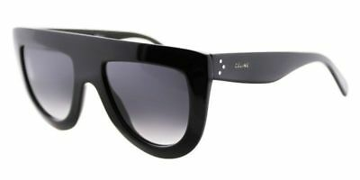 Céline Celine ANDREA CL 41398/S black/dark grey shaded (807/W2) Sunglasses