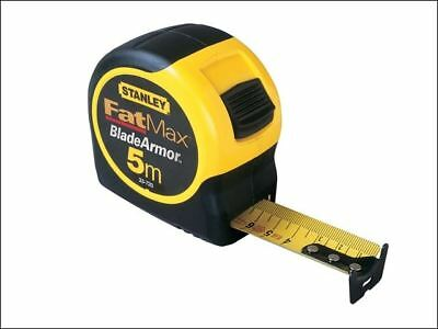 Stanley Tools FatMax Measuring Tape Blade Armor 5m METRIC ONLY 32mm Wide