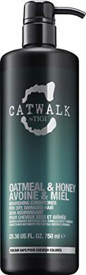 ❤ Tigi Catwalk Oatmeal & Honey Conditioner 750Ml Bed Head By Tigi New