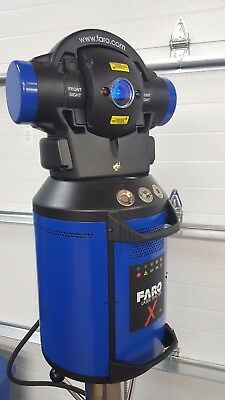 Faro Laser Tracker 2008 X V2 - Tested Working Calibrated July 2015