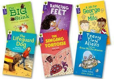 Oxford Reading Tree All Stars: Oxford Level 11: Pack of 6 (3b) by Claire O'brien