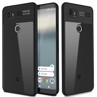 For Google Pixel 2/Pixel 2 XL Hybrid Shockproof TPU Bumper Cover Case Armor USA