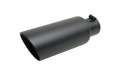 Gibson Performance 500427-B Black Exhaust Tip