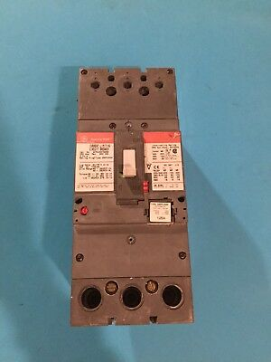 GE General Electric Spectra RMS Circuit Breaker (SFPA36AT0250) w/125A Plug