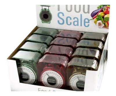 Kitchen Food Scale Countertop Display - Set of 12 [ID 3686239]