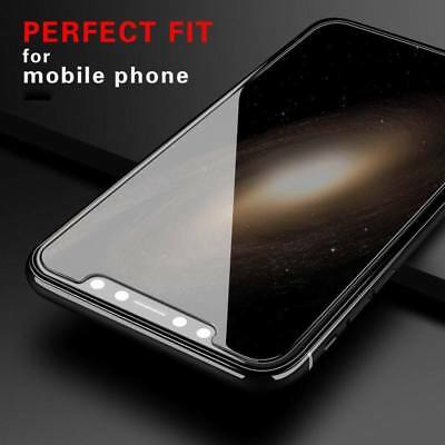 9H Tempered Glass Screen Protecter Film Cover For iPhone 11 Pro XS Max XR X 8 6