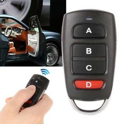 Garage Door Remote Control Opener For Liftmaster Transmitter 433MHz 4 Buttons
