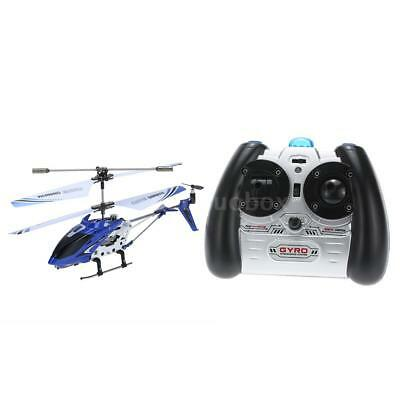 Brand New Syma S107G Remote Control Helicopter S107G Blue E7X6
