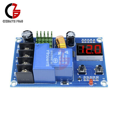 Lead-acid Battery Charger Controller 6-60V Protection Switch 12V 24V 48V XH-M604
