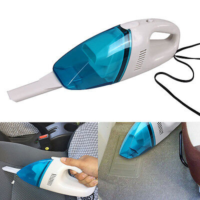 Vacuum Cleaner For Car Dry Wet Dust Dirt Cordless Handheld Hand Portable Tool