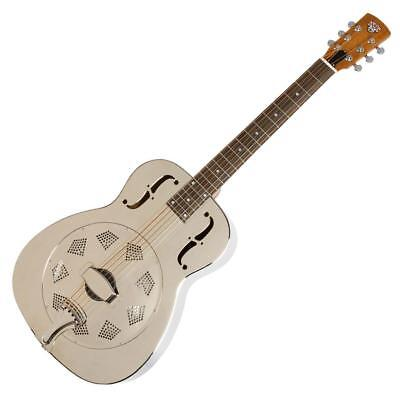 Epiphone Dobro Hound Dog M-14 Metal Body Resonator Gitarre Akustik Guitar Ltd Ed